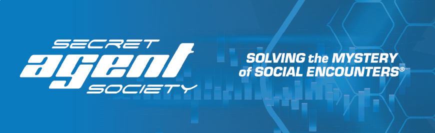 Secret Agent Society - Solving the Mystery of Social Encounters