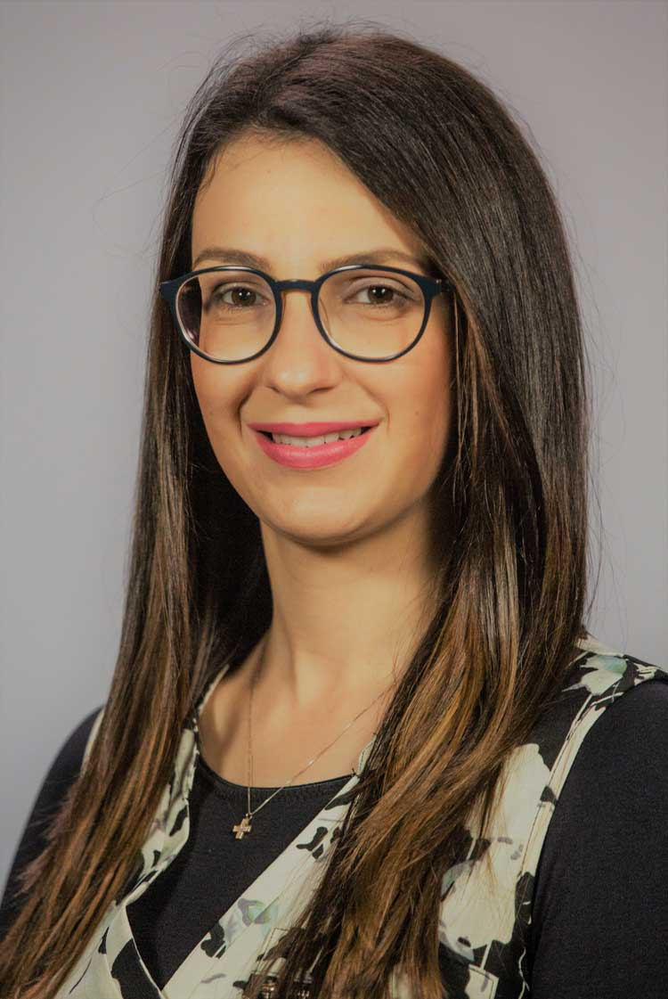 Photograph of Dr Aspacia Stacey Rabba