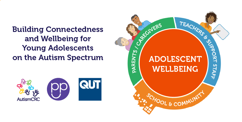 Building Connectedness and Wellbeing for Young Adolescents on the Autism Spectrum